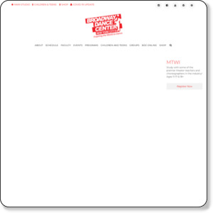 http://www.broadwaydancecenter.com/