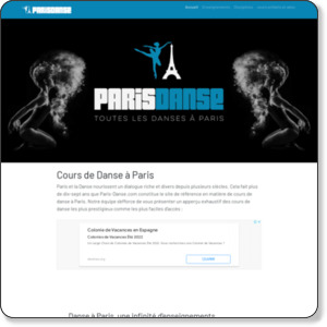 http://www.paris-danse.com/