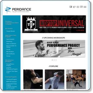 http://www.peridance.com/