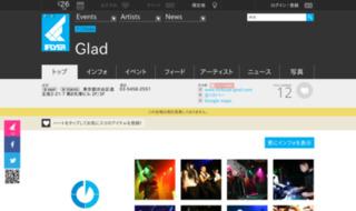 渋谷Glad