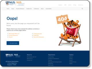 http://bschool.nus.edu.sg/TheNUSMBA/tabid/2349/Default.aspx