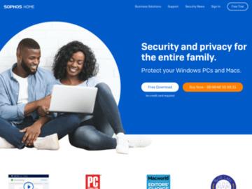 Mac Anti-Virus、セキュリティと保護 | ソフォス無償ツール