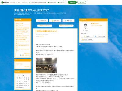 http://ameblo.jp/gogh2013/entry-11455778165.html