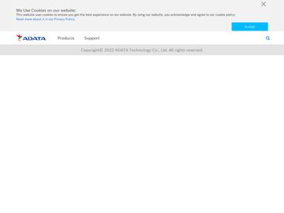 保証情報_サポート_ADATA Technology