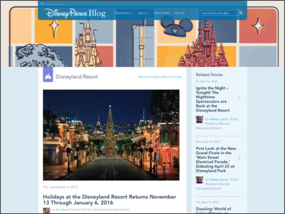 http://disneyparks.disney.go.com/blog/2015/09/holidays-at-the-disneyland-resort-returns-november-13-through-january-6-2016/