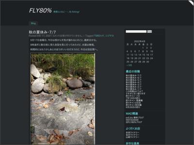 FLY80%
