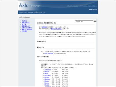 Axfc Uploader