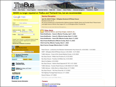 http://www.thebus.org/