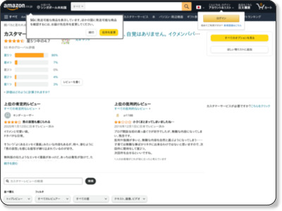 http://www.amazon.co.jp/product-reviews/4047298069/ref=cm_cr_pr_top_recent?ie=UTF8&showViewpoints=0&sortBy=bySubmissionDateDescending