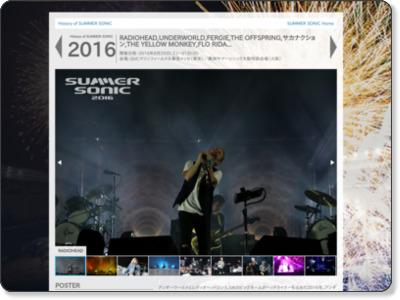 http://www.summersonic.com/2016/