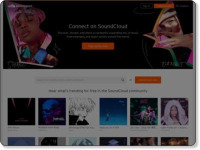 http://www.soundcloud.com/