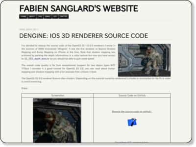 http://fabiensanglard.net/dEngineSourceCodeRelease/index.php