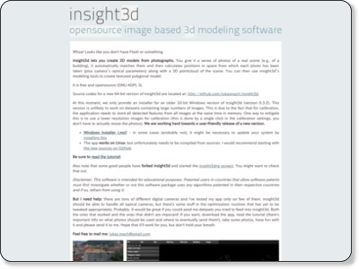http://insight3d.sourceforge.net/