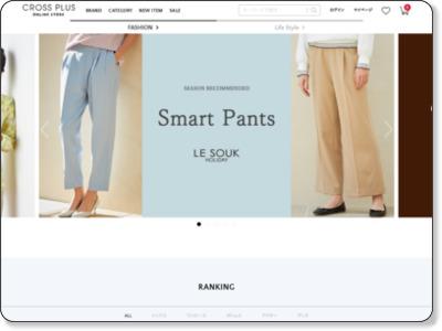 http://www.crossplus.jp/