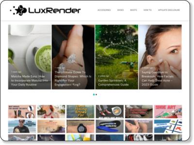 http://www.luxrender.net/