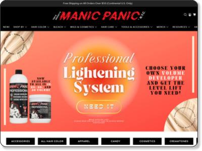 MANIC+PANIC