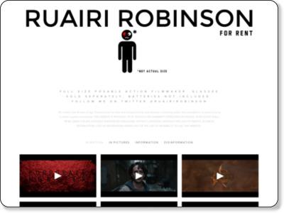 http://www.ruairirobinson.com/