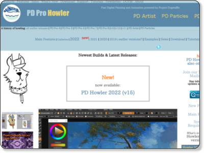 http://www.thebest3d.com/howler/index.html