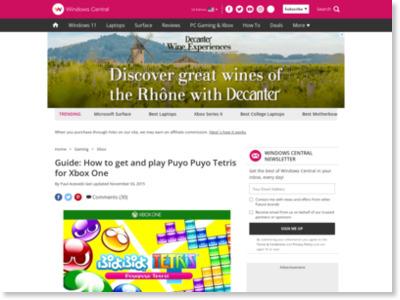 http://www.windowscentral.com/puyo-puyo-tetris-guide