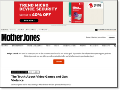 http://www.motherjones.com/politics/2013/06/video-games-violence-guns-explainer