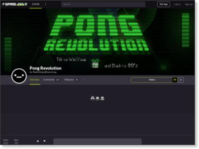 http://gamejolt.com/games/arcade/pong-revolution/15609/