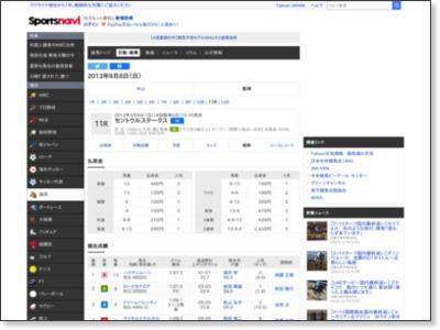 http://keiba.yahoo.co.jp/race/result/1309040211/