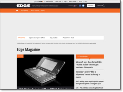 http://www.edge-online.com/features/an-audience-with-katsuhiro-harada/