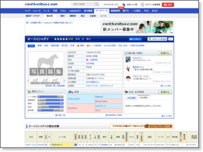 http://db.netkeiba.com/horse/1986102123/