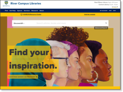 http://www.library.rochester.edu/