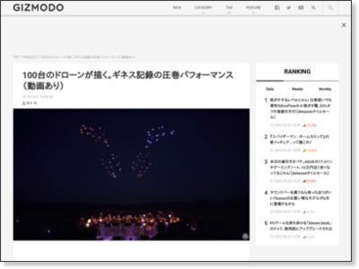 http://www.gizmodo.jp/2016/01/100drones.html