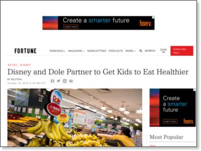 http://fortune.com/2016/10/14/disney-dole-produce/
