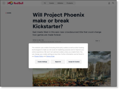 http://www.redbull.com/en/games/stories/1331616978006/project-phoenix-make-or-break-kickstarter