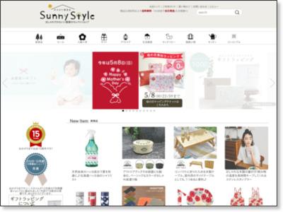 http://www.rakuten.ne.jp/gold/sunny-style/