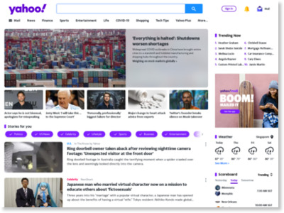 Yahoo! WebPlayer: The easy way to add video & audio to your site