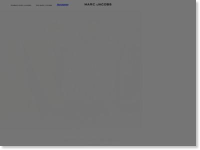 http://www.marcjacobs.jp/
