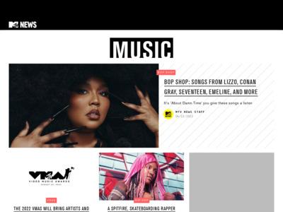 MTV (エム・ティー・ヴィー)のWordPress (ワードプレス)活用事例