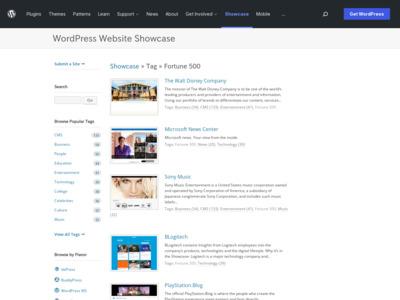 「Fortune 500(フォーチュン500)」に入っている企業のWordPress(ワードプレス)活用事例