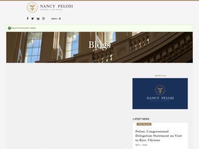 アメリカ合衆国下院のWordPress(ワードプレス)活用事例