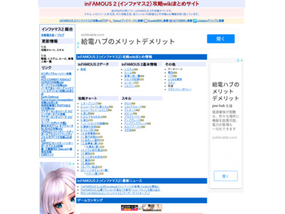 inFAMOUS 2攻略wikiまとめ[GAME-CMR.com]