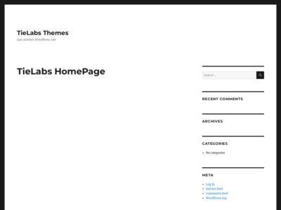 TieLabs | Theme: Jarida