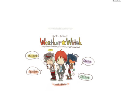 Weather☆Witch