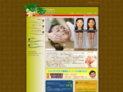 小顔矯正 小顔整体 骨格矯正 顔 小顔になる方法 東京
