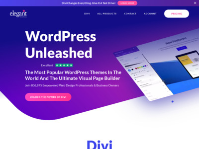 WordPress Themes Loved By Over 280k Customers
