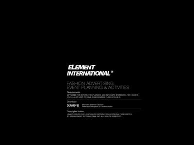 有限会社エレメント・インターナショナル