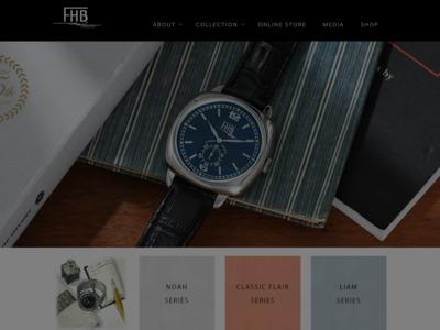 FHBクラシック。スイスの正統派腕時計ブランド。