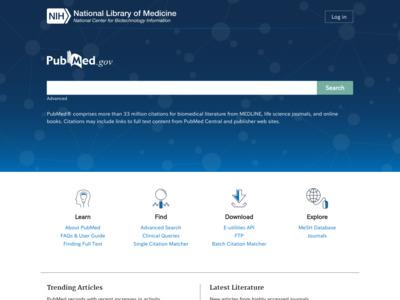 Home - PubMed - NCBI