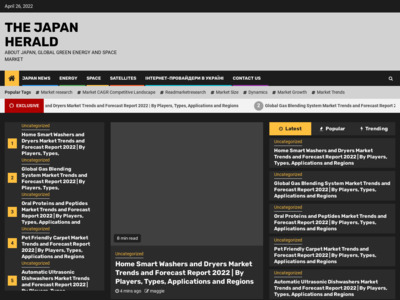 Comprehensive Report on Fluoride Toothpastes Market 2021 | Size, Growth, Demand, Opportunities & Forecast To 2027 | CCA Industries, Church & Dwight, Colgate-Palmolive, Colgate-Palmolive – The Bisouv Network