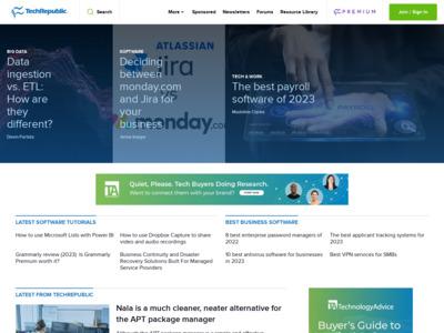 IntrameriT Office:企業内の情報連携を強化するグループウェア – TechRepublic Japan