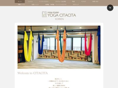 ヨガチタチタ - YOGA CITACITA