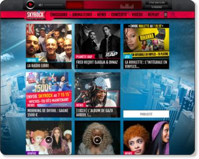 http://www.skyrock.fm/